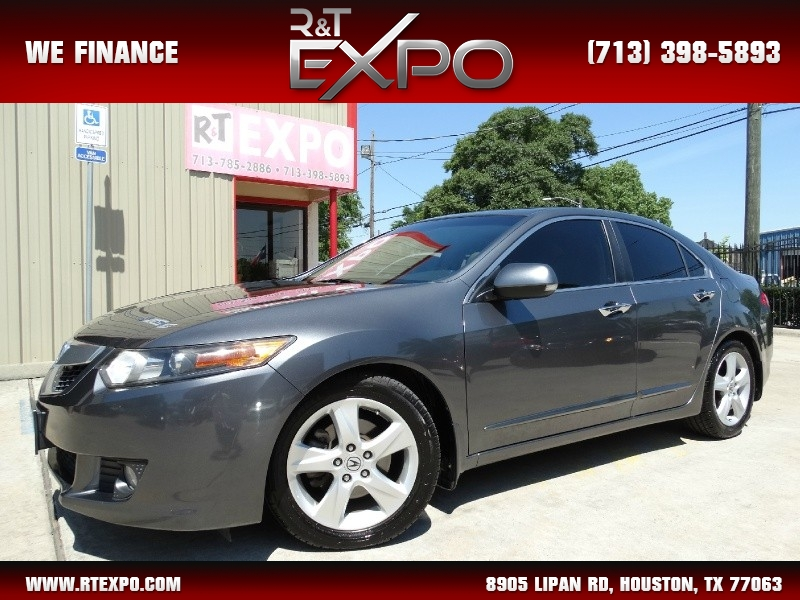2010 Acura TSX Technology Pkg