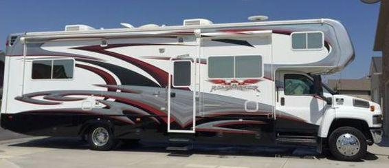 2008 Weekend Warrior Road Warrior M 3400