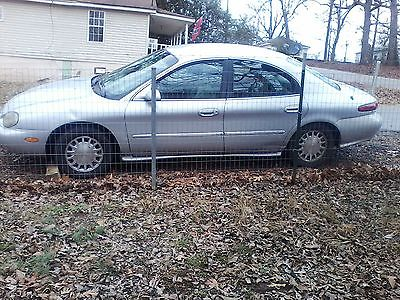 1997 Mercury Sable 1997 mercury sable/silver