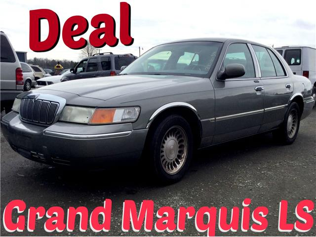 2000 Mercury Grand Marquis LS Harvest Gold Metallic  4-Speed A/T 8 Cylinder Engine 4.6L/281 Call Mark 301-503-