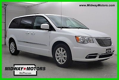 2016 Chrysler Town & Country Touring 2016 Touring Used 3.6L V6 24V Automatic FWD Minivan/Van