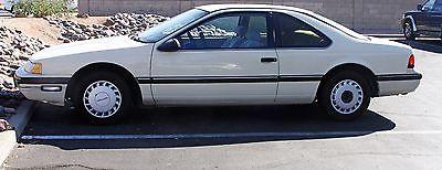 1989 Ford Thunderbird  89 T-Bird  70k miles, $1700 OBO