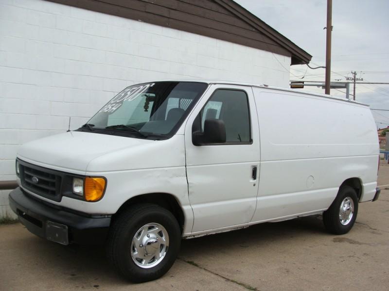 ford econoline cargo van 2003 vehicles for sale. Black Bedroom Furniture Sets. Home Design Ideas
