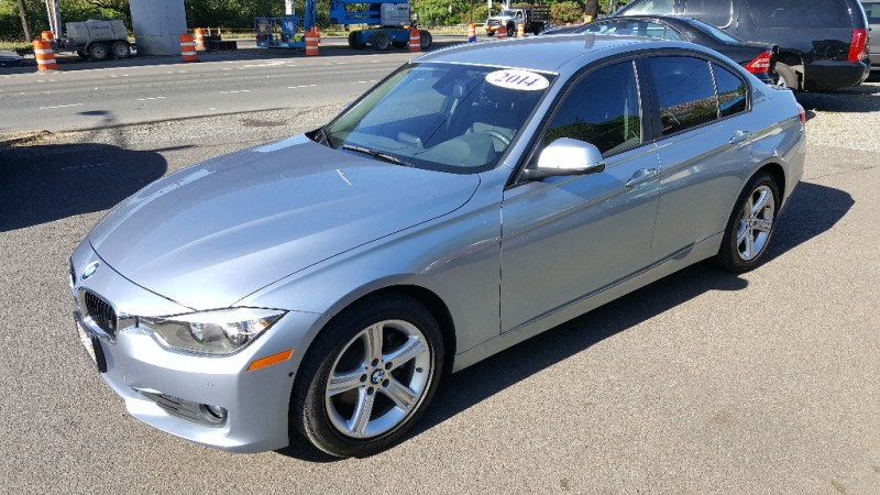 2014 BMW 3 Series 4dr Sdn 328i RWD