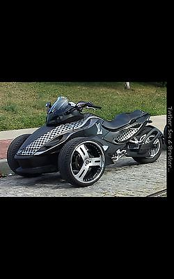 2013 Custom Built Motorcycles Other  Can Am Syder RS Motorcyle