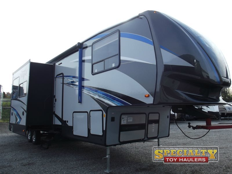 Forest River Rv Vengeance Super Sport 348A13