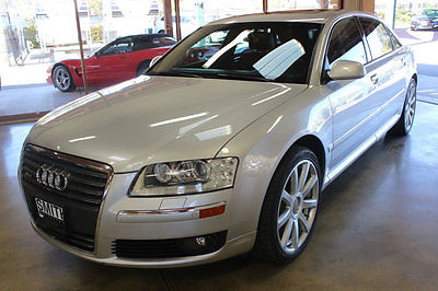 2005 Audi A8 4dr Sedan 6.0L quattro LWB Automatic 2005 Audi A8L W12