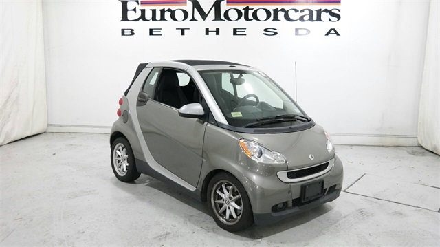 2009 Smart Fortwo 2dr Coupe Passion smart fortwo pure ubran city car mpg coupe financing best deal price used