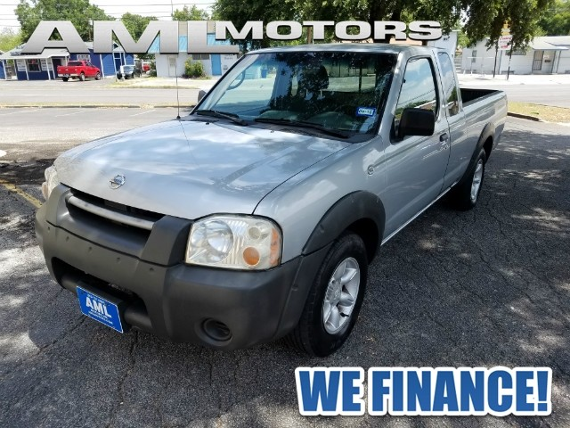 2002 Nissan Frontier 2WD XE