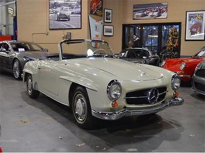 1962 Mercedes-Benz 190-Series -- Mercedes Benz 190SL - Restored - Collector Owned