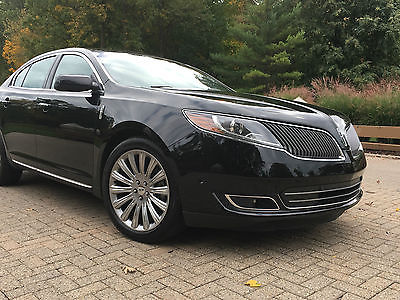 2015 Lincoln MKS Base Sedan 4-Door 2015 Lincoln MKS Base Sedan 4-Door 3.7L Elite Package