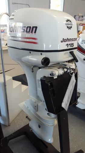 115 Hp Johnson Boats for sale