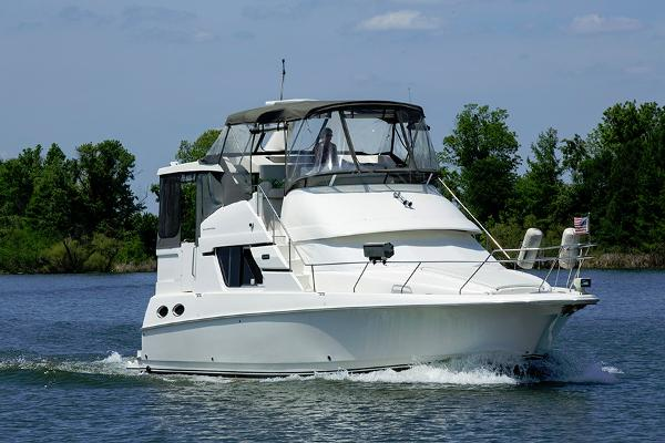 Silverton 392 Motor Yacht Boats For Sale In Tennessee