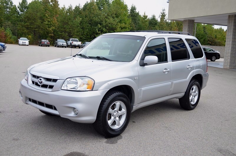 2006 MAZDA TRIBUTE SUV LEATHER LOADED VERY NICE PERFECT CARFAX