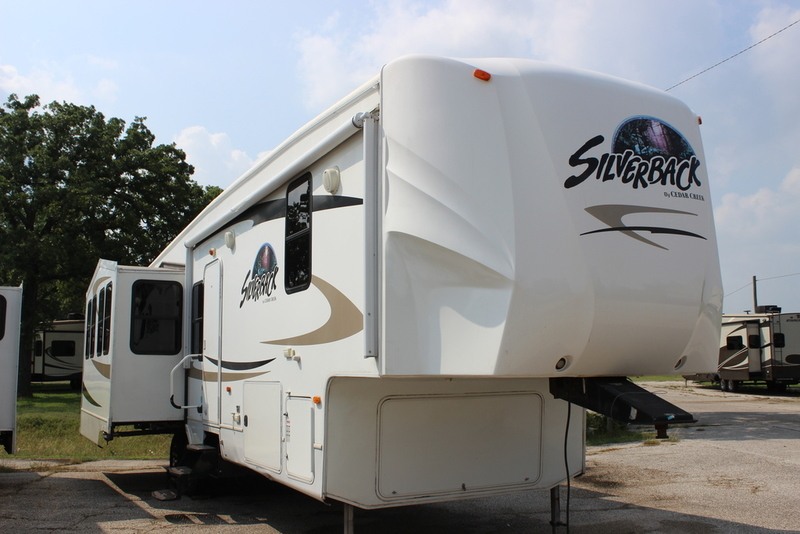 Cedar Creek Silverback Rvs For Sale