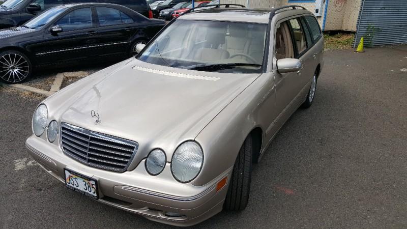 2001 Mercedes-Benz E-Class 4dr Wgn 3.2L