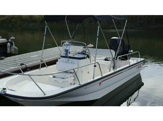 2013 Boston Whaler 15' Montauk (Fishing Package)