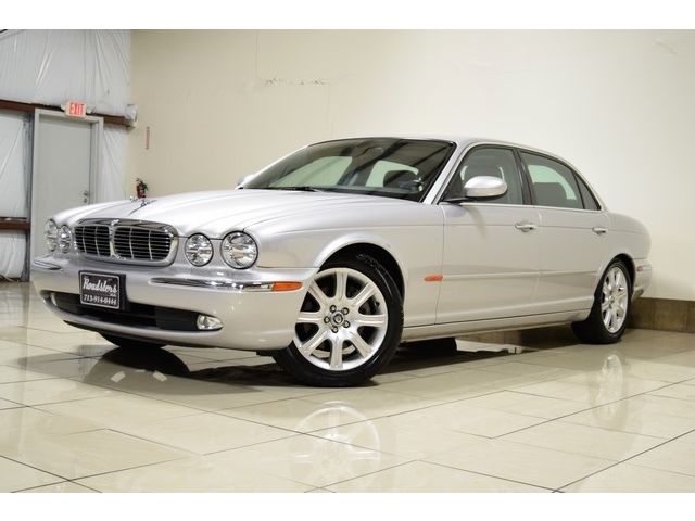 2005 Jaguar XJ L Sedan 4-Door 2003 JAGUAR XJ8 L  LOW MILES 40K MILES ONLY WOOD CHANGER REAR AID SENSORS
