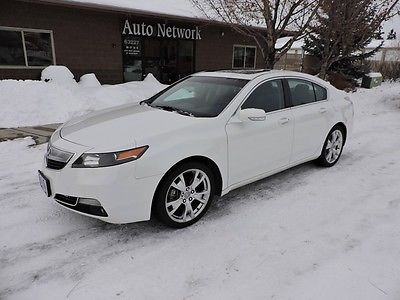 2014 Acura TL Advance 2014 Acura TL SH-AWD Advance