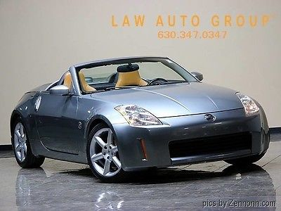 2005 Nissan 350Z  2005 Nissan Grand Touring Roadster