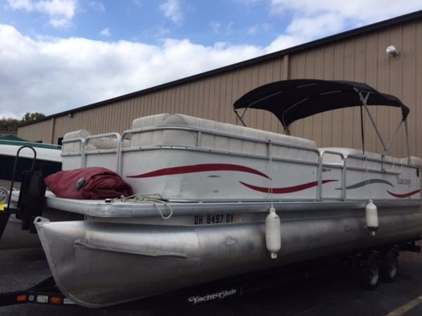 2006 Sweetwater 2486 RE