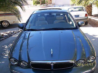2002 Jaguar X-Type  2002 jaguar x-type