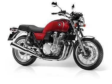 2013 Honda CB  Honda CB1100