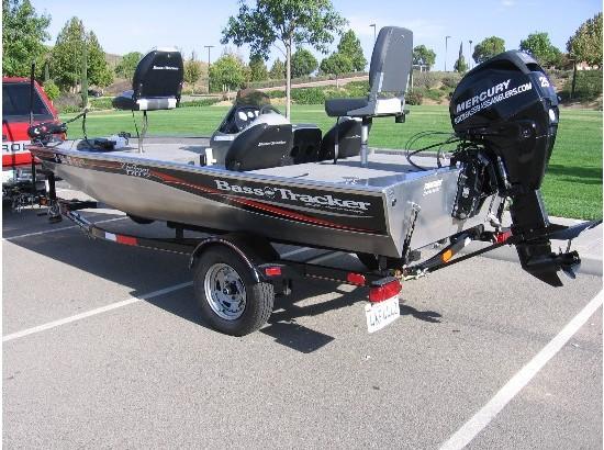2008 Bass Tracker 170 TX