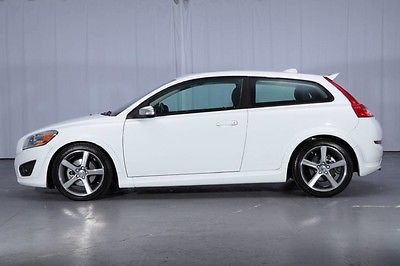 2013 Volvo C30  18,150 Miles T5 R-DESIGN Premier+ 6-Speed Moonroof Heated Leather POLESTAR