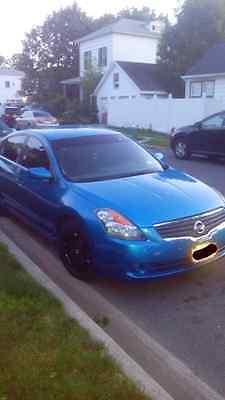 2007 Nissan Altima S Sedan 4-Door 2007 Nissan Altima S Sedan 4-Door 2.5L