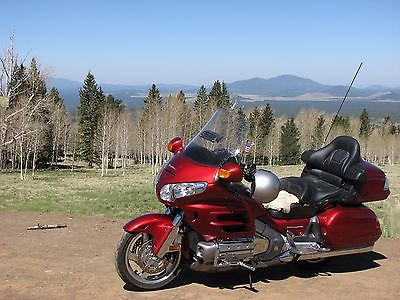 2008 Honda Gold Wing  2008 Honda GoldWing GL1800