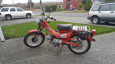 Honda Trail 110 >> Honda Trail 110 Motorcycles For Sale