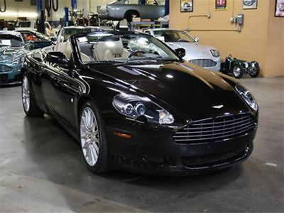 2007 Aston Martin DB9 -- DB9 Volante - Only 12,000 Miles from New - Special Ordered Color!