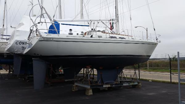 1992 Ericson 34