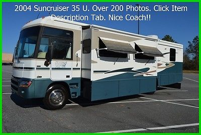 SUNCRUISER RV/MOTORHOME/COACH.35.VORTEC.ALLISON.SLIDES.LOW MILES.REPO.DEAL.