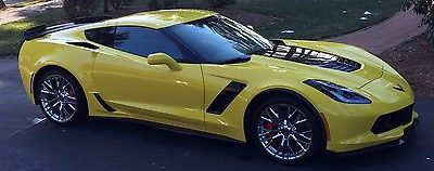 2016 Chevrolet Corvette 2016 Chevrolet Corvette Z06 3LZ Z07 Performance 7 Speed 2016 Chevrolet Corvette Z06 3LZ - Z07 Performance