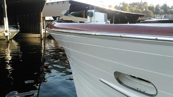1951 Chris Craft Classic Double Cabin