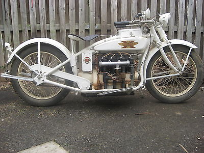 1924 Other Makes  Henderson