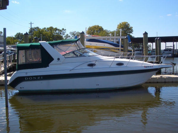 Donzi boats for sale in north east maryland for Outboard motors for sale maryland