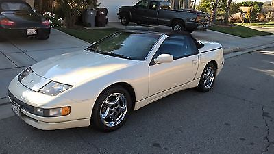 1993 Nissan 300ZX  1993 nissan 300zx Convertible, Hard to Find, Clean Title, No Accident History