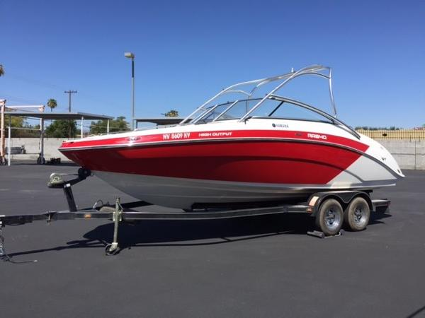 2011 YAMAHA BOATS AR240 High Output