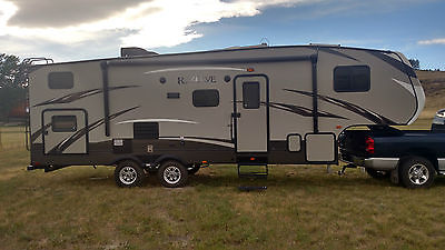 2016 Reserve Bunk Fifth Wheel RV Camper RFZ27BH
