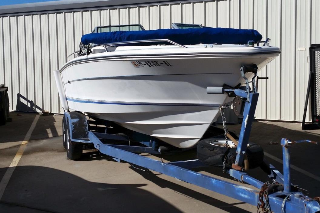 1985 Sea Ray Runabout 20' 8