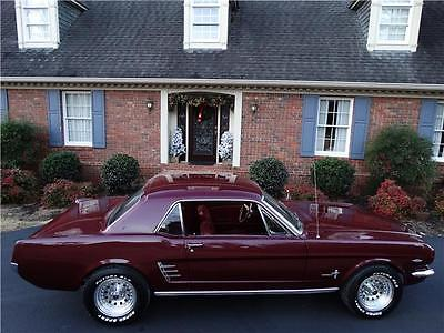 1966 Ford Mustang -- 1966 FORD MUSTANG for sale!