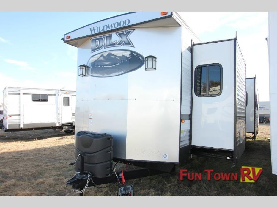 Forest River Rv Wildwood DLX 426-2B