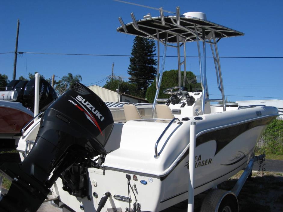 2013 Carolina Skiff Sea Chaser 1900 CC