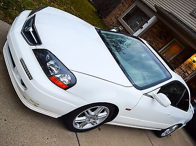 2003 Acura CL Comptech Edition Type S 2003 ACURA CL TYPE S COMPTECH EDITION ((from Road and Track)) 369HP