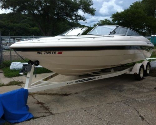 USED 20' STARCRAFT SPORTBOAT