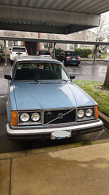1980 Volvo 240 1980 245 DL Volvo Wagon