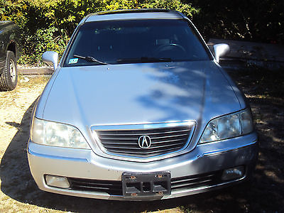 2001 Acura RL Premium Sedan 4-Door Premium Luxury for Cheap. Near Mint Condition. Black Leather.